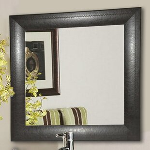 Inexpensive Hille Wall Mirror By Winston Porter