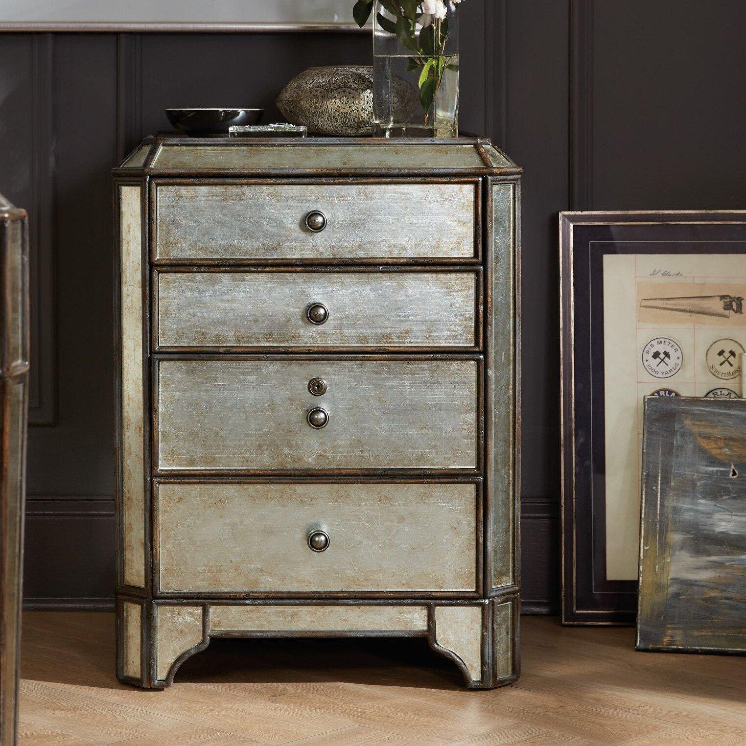 Hooker Furniture Arabella 3 Drawer Vertical Filing Cabinet Wayfair Ca