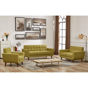 Magic 3 Piece Living Room Set