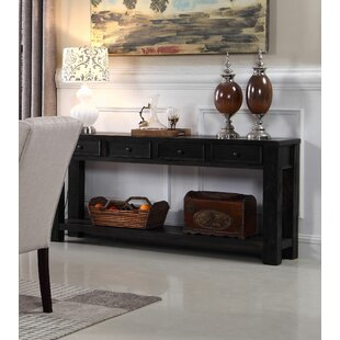 Jantzen Console Table by Alcott Hill