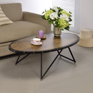 Bova Coffee Table by Union Rustic