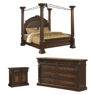 Payne Canopy Configurable Bedroom Set