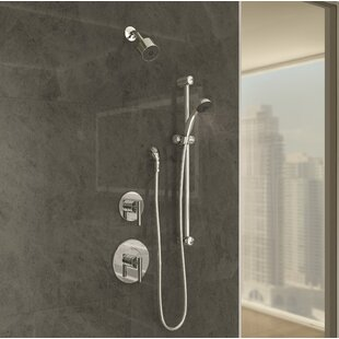 Symmons Dia Hand Shower System with Lever Handle