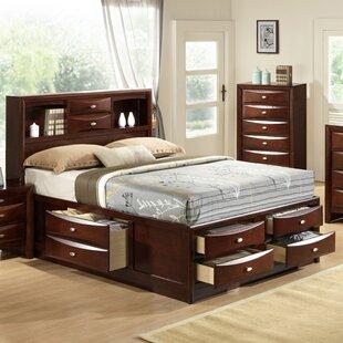 Grovelane Teen Alidge Storage Platform Bed