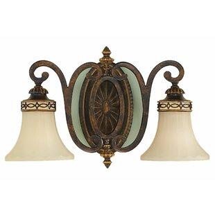 Feiss Edwardian 2-Light Vanity Light