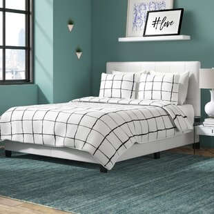 Compare prices Tallman Queen Upholstered Platform Bed by Latitude Run Reviews (2019) & Buyer's Guide