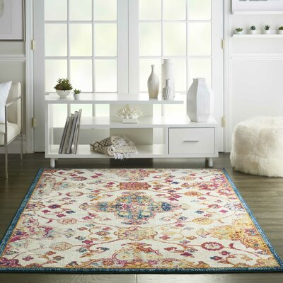 Ivory Amp Cream Amp White Kitchen Rugs You Ll Love In 2019