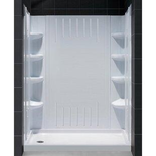 Acrylic Shower Base | Wayfair