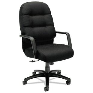 HON 2090 Series Pillow-Soft High-Back Swivel/Tilt Executive Chair