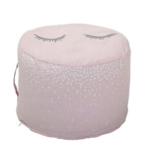 Pouf Ottoman by Bloomingville