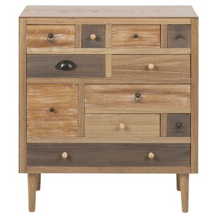Cantle 11 Drawers Chest By Hashtag Home