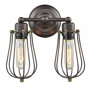 Best Choices Belanger 2-Light Armed Sconce By Williston Forge