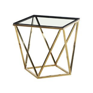 Heitz End Table by Diamond Sofa