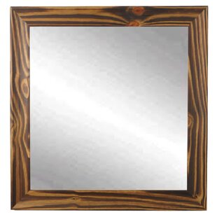 Reviews Leodore Toned Accent Mirror By Loon Peak