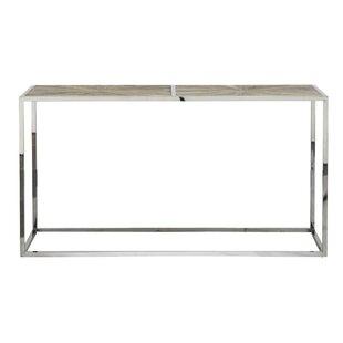 Paulsen Parquet Console Table