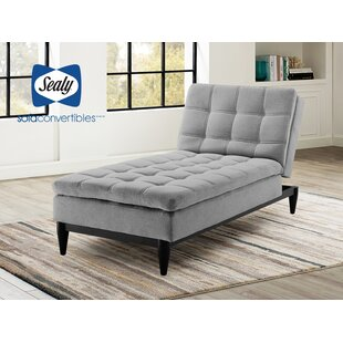 Compare prices Montreal Chaise Lounge by Sealy Sofa Convertibles
