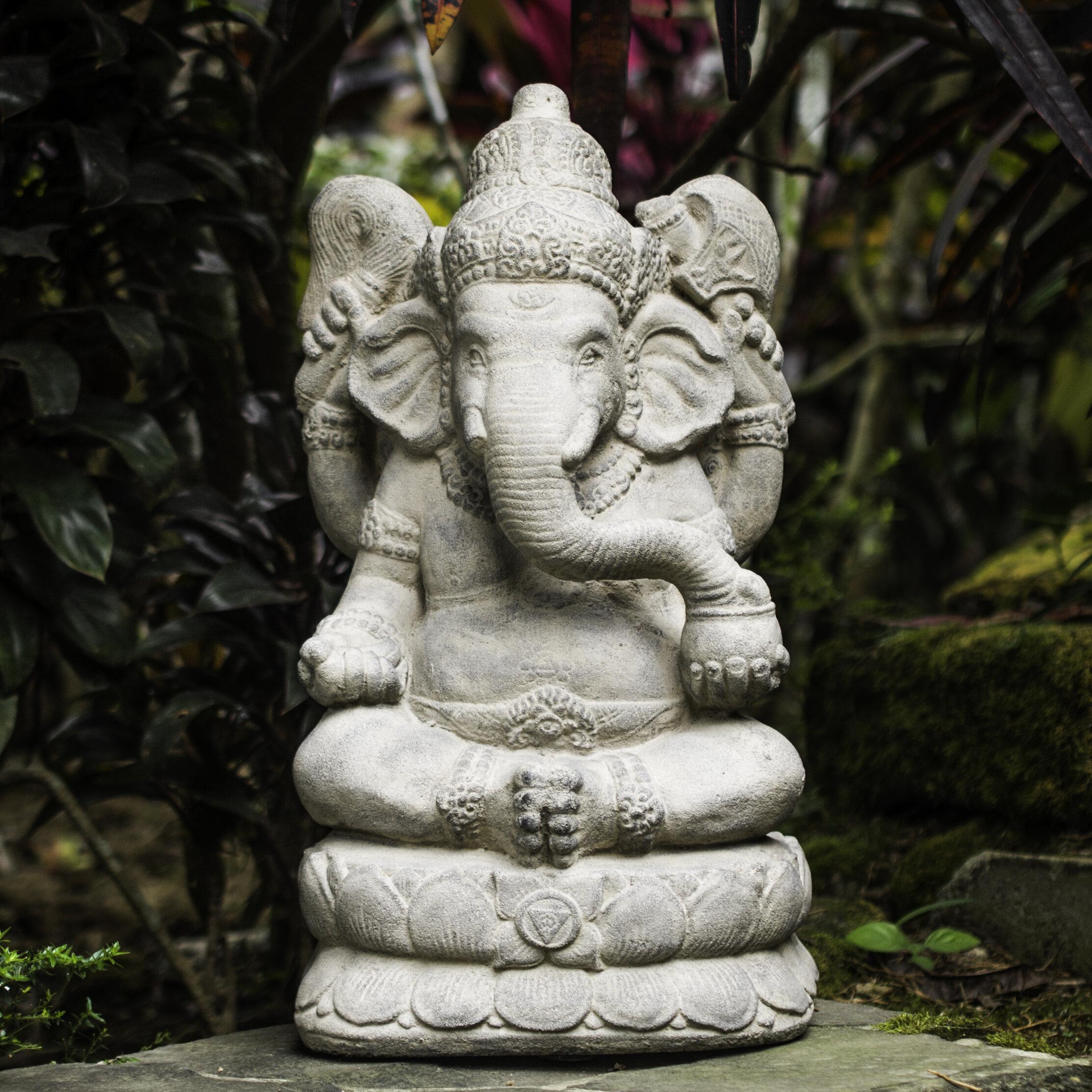 My spirit garden volcanic ash powerful ganesha statue & reviews