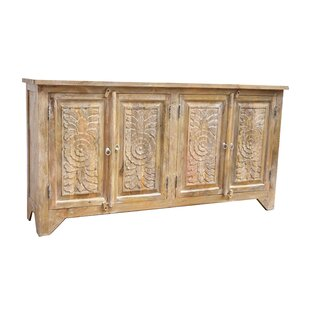 Vasques Door Sideboard by Bungalow Rose