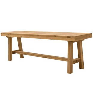 Macedonia Patio Dining Wooden Picnic Bench