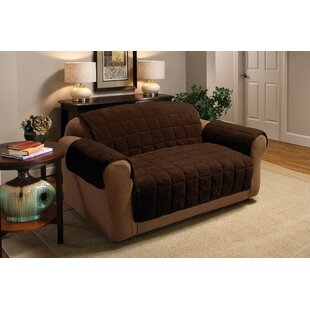 Burnham Protector T-Cushion Sofa Slipcover