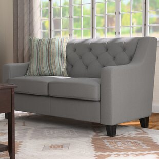 Reviews Wadsworth Loveseat by Red Barrel Studio Reviews (2019) & Buyer's Guide