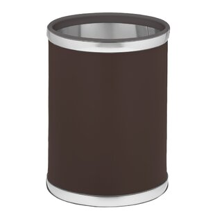 Kraftware Sophisticates 2.5 Gallon Waste Bas..