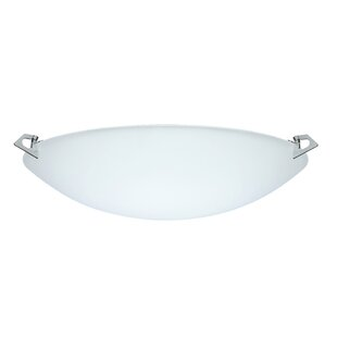 Find for Sonya 3-Light Outdoor Flush Mount By Besa Lighting