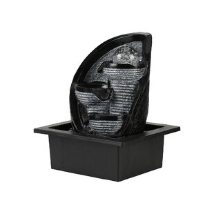 Plastic Fountain With Light Image