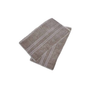 Rona Luxury Hotel and Spa Super Absorbent 100% Cotton Bath Towel (Set of 2)