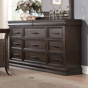 Laurel Foundry Modern Farmhouse Fortunat 11 Drawer Dresser