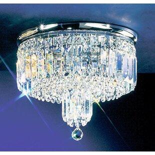 Classic Lighting Ambassador 4-Light Semi-Flush Mount