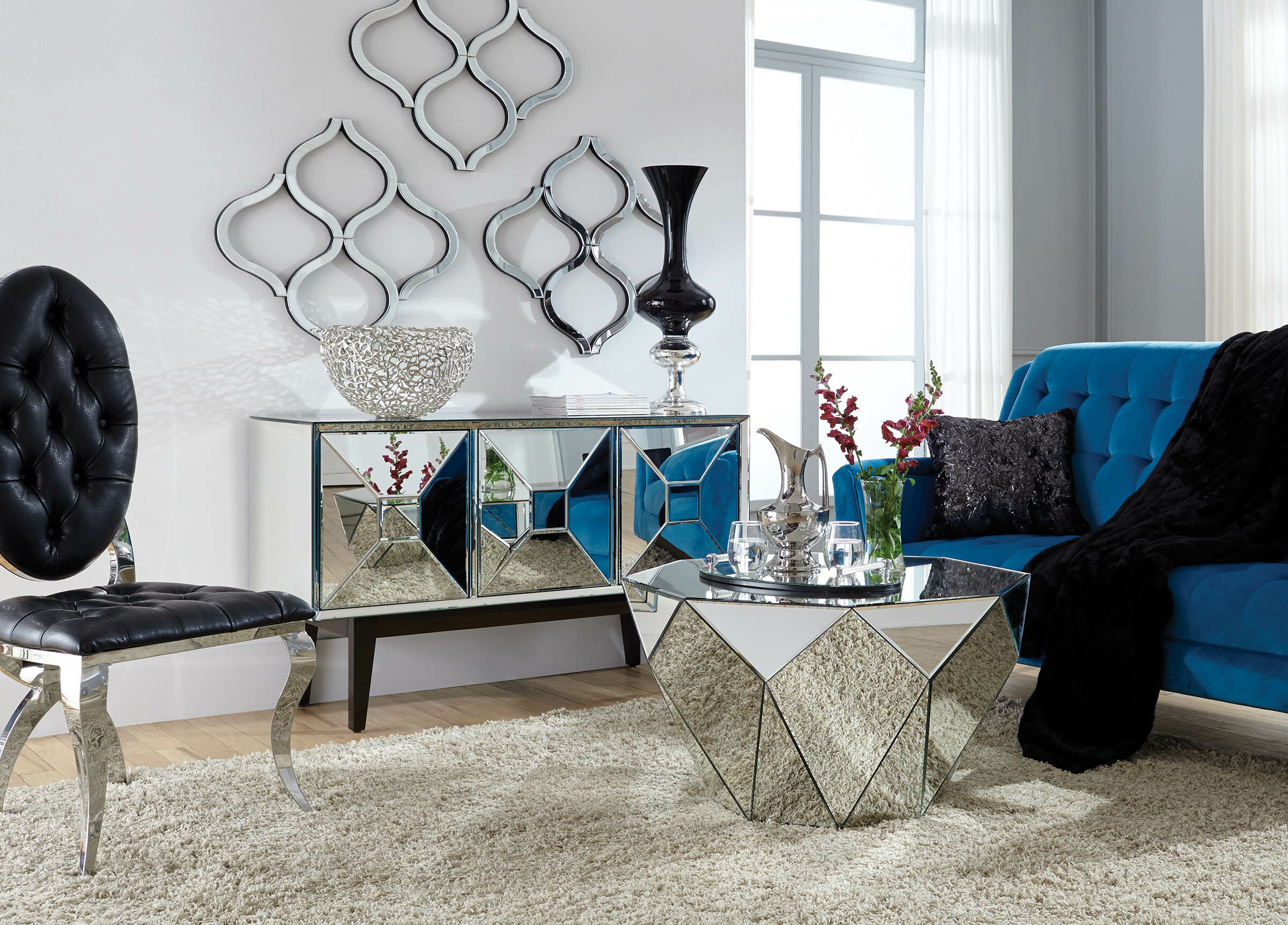 The Ultimate Guide To Glam Decor With Photos Wayfair