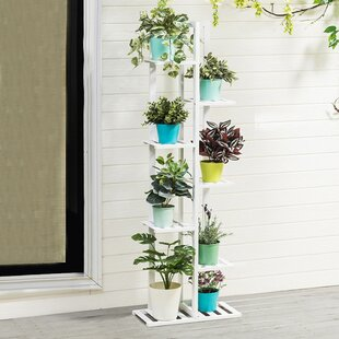 Rueda Rectangular Multitiered Plant Stand