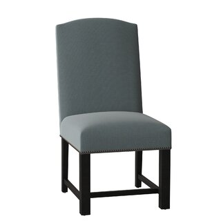 Alexandria Upholstered Dining Chair by Sloane Whitney SKU:BC894434 Details