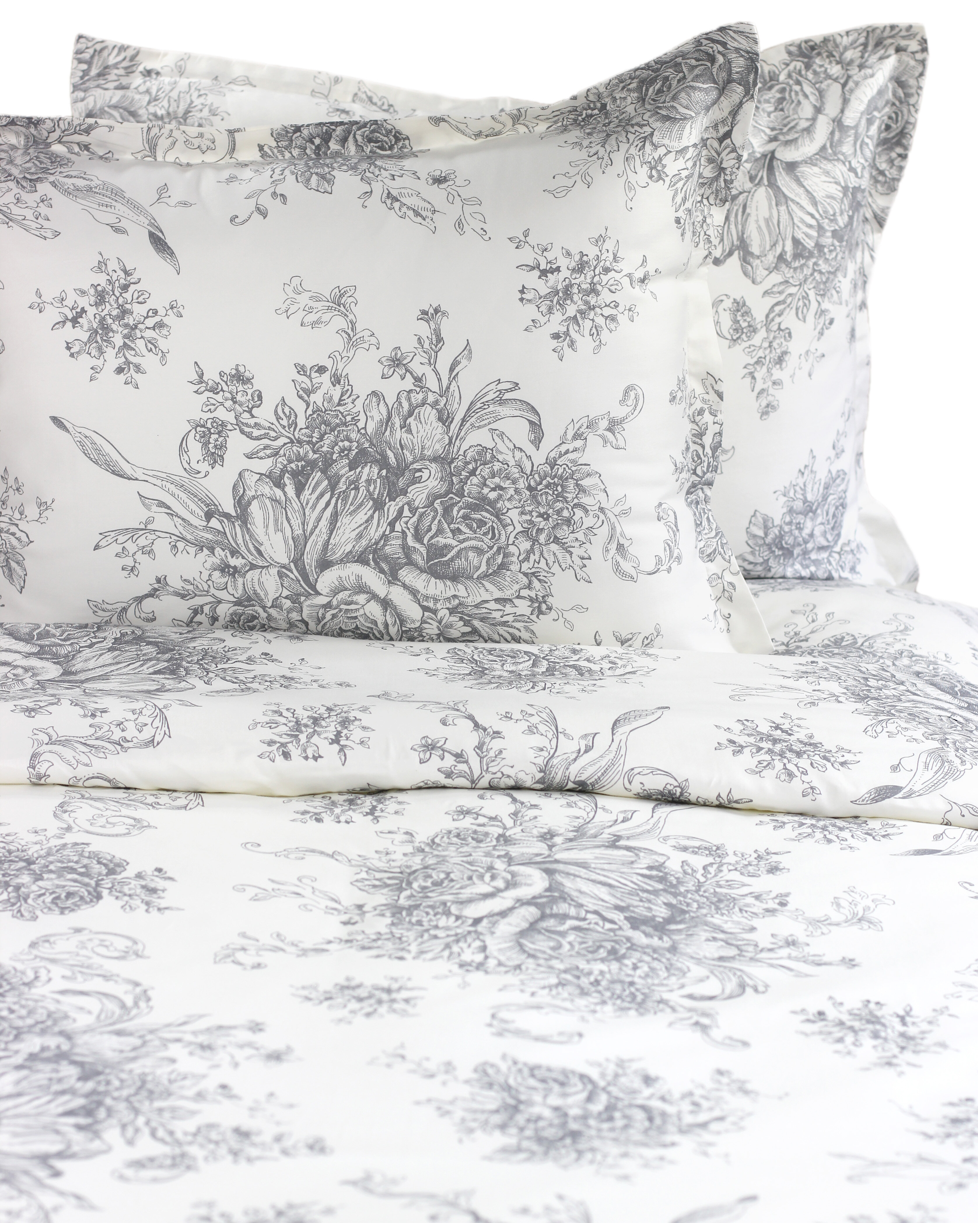 Andover Mills Eila Toile Duvet Cover Collection Reviews Wayfair