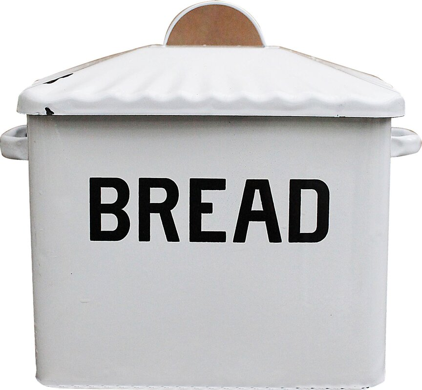 Famous Bread Boxes You'll Love | Wayfair LQ71