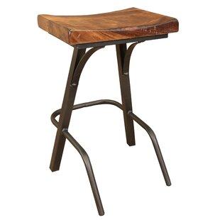 Streit 24 Bar Stool by Millwood Pines