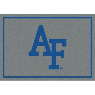 Collegiate Airforce Falcons Door mat by My Team by Milliken