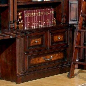Astoria Grand Blackmoor Library 2-Drawer ..