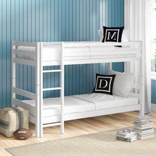 Thalia European Single Bunk Bed By Harriet Bee