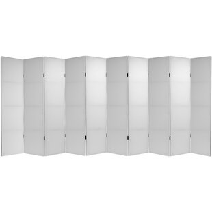 Read Reviews Sandridge 10 Panel Room Divider ByBloomsbury Market