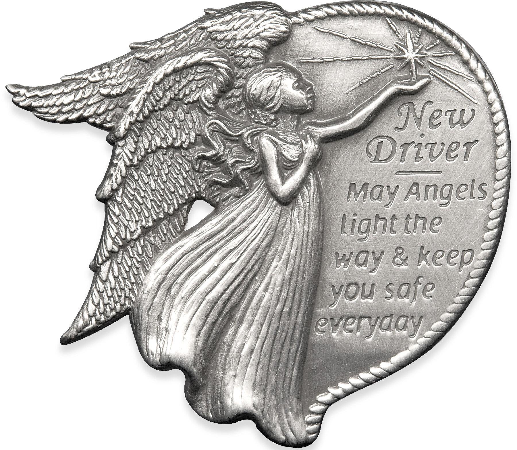 Angelstar New Driver Decorative Visor Clip Wayfair