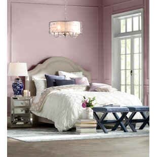 Gwyneth Upholstered Panel Bed