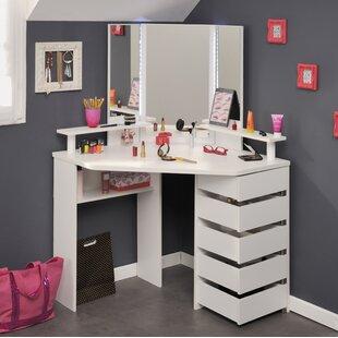 Small Corner Dressing Table Wayfair Co Uk