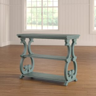 Shop For Elige Scroll Console Table By One Allium Way