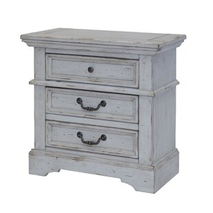 Darby Home Co Kennison 3 Drawer Nightstand