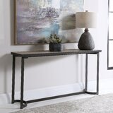 Derwent 62 Console Table by 17 Stories