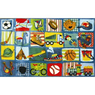 Teen Boy Rug Wayfair