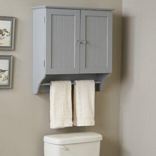Weathered Gray Wall Cabinet Wayfair