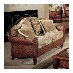 6700 Kingsbridge Loveseat by South Sea Rattan